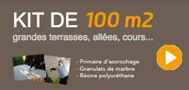 Kit de 100 mètres carrés